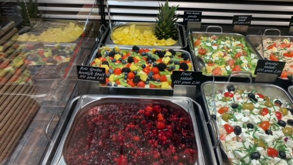 Rauwkostsalades & fruitsalades
